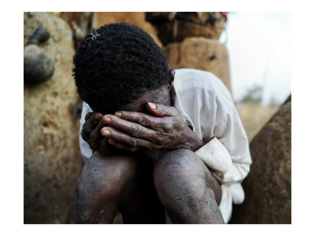 Yves Régaldi - Cérémonies en Pays Batammariba - Warengo - Nord Togo